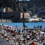 Trois héros de l'attentat de Nice décorés de la Légion d'honneur