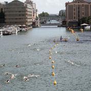 La course de natation pour Noël dans le bassin de la Villette est annulée