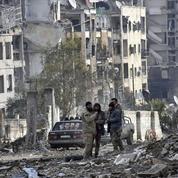 Dans Alep en ruine, l'amère victoire des loyalistes