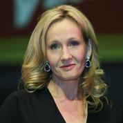 J. K. Rowling, l'auteur de Harry Potter ,travaille sur deux romans