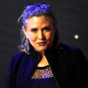 Carrie Fisher, la princesse Leïa de Star Wars ,dans un «état stable», selon sa mère