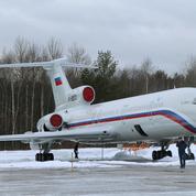 Le Tupolev Tu-154, un avion réputé mais victime d'une série noire