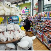 Les ventes de jouets se poursuivent après Noël