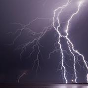En 2016, la foudre entre dans les records météo
