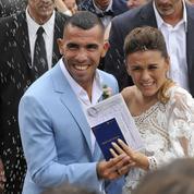 Carlos Tevez cambriolé pendant son mariage