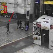 Attentat de Berlin : la première image d'Anis Amri à la gare de Milan