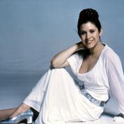Carrie Fisher: la princesse Leia en dix dates