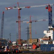 Le gouvernement reste vigilant sur le dossier STX France