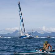 Vendée Globe : l'accueil génial du navigateur Paul Meilhat à Tahiti