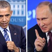 Obama sanctionne la Russie en expulsant 35 agents diplomatiques