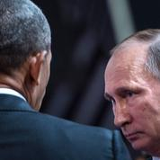 Poutine tourne en dérision les sanctions d'Obama