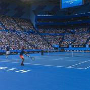 Roger Federer attire 6.000 spectateurs lors d'une séance d'entraînement