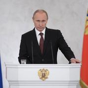 La mise au point de Poutine après les sanctions américaines