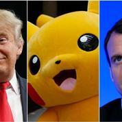 Trump, Macron et Pikachu, vos personnalités économiques de 2016