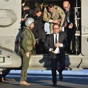 Les guerres de François Hollande