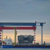 STX : Sirugue à Saint-Nazaire pour rassurer les syndicats