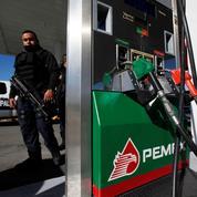 Les Mexicains en colère contre l'envolée des prix de l'essence
