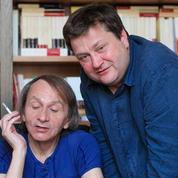 Quel est celui que l'on prend pour Michel Houellebecq ?