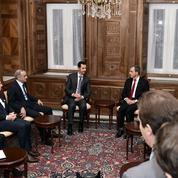 L'entourage de Fillon prend ses distances avec l'escapade syrienne de Mariani
