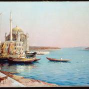L'Amant noir :le désenchanté de Constantinople