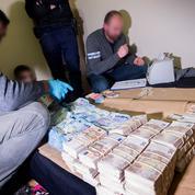 Avoirs criminels: près d'un demi-milliard d'euros saisi aux délinquants en 2016