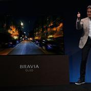 Sony présente une télévision avec enceintes intégrées