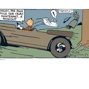 """«Coloriser """"Tintin au pays des Soviets"""" n'est pas une hérésie»"""