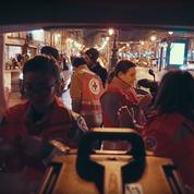 Un soir de maraude à Paris dans la camionnette de la Croix-Rouge