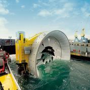 DCNS et Bpifrance s'associent dans les énergies marines renouvelables