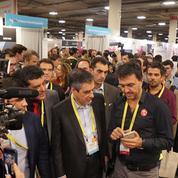 Au CES de Las Vegas, Fillon défend un nouveau statut de prestataire indépendant