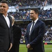 Michael Owen se moque de l'embonpoint de Ronaldo