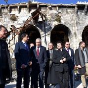 Trois députés français ont été reçus par Bachar el-Assad