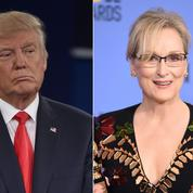 Donald Trump contre Meryl Streep: les deux Amérique