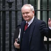 Irlande du Nord: démission surprise du vice-premier ministre