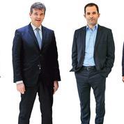 Primaire à gauche : les trois mesures fortes de Valls, Montebourg, Hamon et Peillon