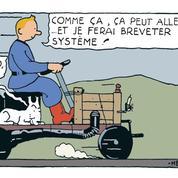 Mille sabords! Tintin au pays du numérique