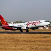 SpiceJet achète 205 Boeing pour 20,6 milliards d'euros
