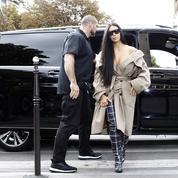 Kim Kardashian, victime de «beaux mecs»