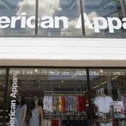 Née à Los Angeles, la marque American Apparel devient canadienne
