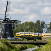 Les trains hollandais roulent grâce à la force du vent