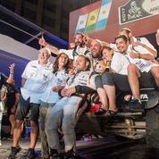 Dakar : le quadri-amputé Philippe Croizon a réussi son pari fou