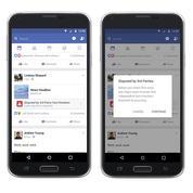 Facebook déploie son filtre contre la désinformation en Allemagne
