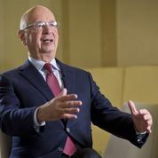 Klaus Schwab, le directeur du Forum de Davos est devenu le maître des maîtres du monde