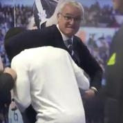 L'accueil spécial de Claudio Ranieri à N'Golo Kanté