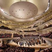 Elbphilharmonie de Hambourg: les premiers sons clochent