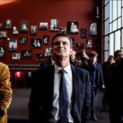 Primaireà gauche : à la peine dans les sondages, Valls refait du Valls