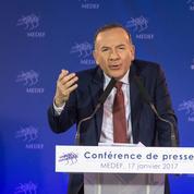 Pierre Gattaz critique François Fillon et ménage… Emmanuel Macron
