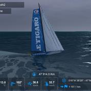 Un Australien remporte le Vendée Globe… virtuel, devant 450.000 concurrents