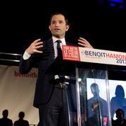 À Paris, Benoît Hamon répond à ses détracteurs