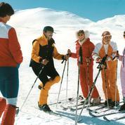 «Les Bronzés» rechaussent leurs skis